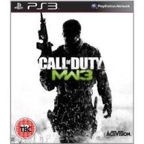Call Of Duty Modern Warfare 3 Jogo Ps3 Mw3
