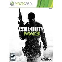 Call Of Duty Modern Warfare 3 Mw 3 Mw3 Xbox 360 Frete Grátis