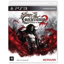 Castlevania Lords Of Shadow 2 Ps3 Portugues Original Lacrado