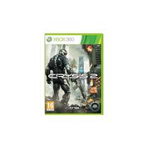 Xbox 360 Crysis 2 Original - Novo - Lacrado