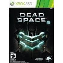 Jogo Ntsc Dead Space 2 Para Xbox 360 Com Nota Fiscal