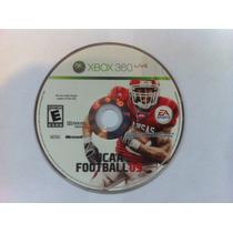 Ncaa Football 09 Xbox 360 So Disco 100% Frete Grati$