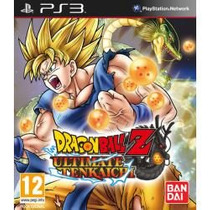 Jogo Dragon Ball Z Ultimate Tenkaichi Para Ps3 Playstation 3