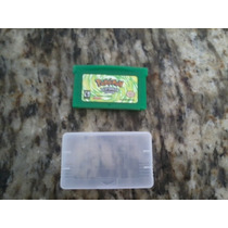 Pokemon Leafgreen + Case