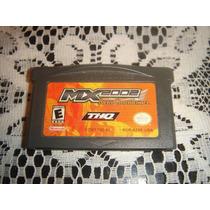 Mx 2002 Original Game Boy Advance