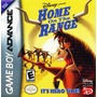 Home On The Range Its Hero Time- Game Boy Advanced