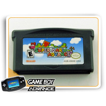 Gba Super Mario Advance Original Game Boy Advance