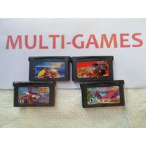 Coleção Mega Man Zero 1, 2, 3 E 4 Para Gba - Salvando !!!