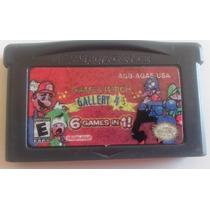 Super Mario Collection 6 Em 1 Para Gba Em Um Unico Cartucho!