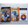 Game Cube: Sonic Gems Collection Americano Completo!! Raro!!