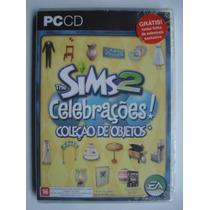 The Sims 2 Celebrações Pc Game Lacrado Frete Grátis**