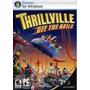 Jogo - Game - Pc Dvdrom Thrillville Off The Rails - Original