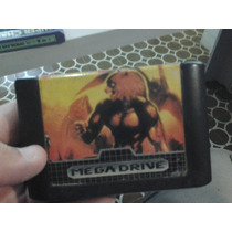 Altered Beast Mega Drive Original Tec Toy Muito Boa!!!!!!!