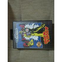Fita Dick Tracy Original C/caixa Mega Drive Frete Grátis!!