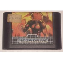 Cartucho Mega Drive - Altered Beast - Original
