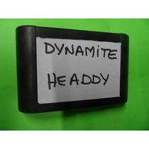 Dynamite Headdy Tec Toy Mega Drive