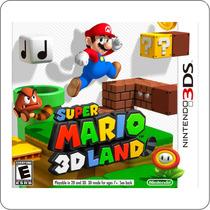 Super Mario 3d Land - Nintendo 3ds - Original Novo Lacrado