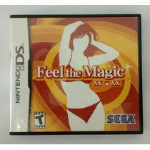 Feel The Magic Xy ¿ Xx - Ds E 3ds - Original