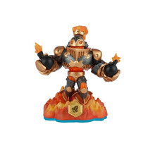 Boneco Semi Novo Skylanders Swap Force Blast Zone