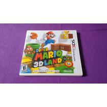 Super Mario 3d Land 3ds - Frete R$ 10.00