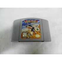 Star Wars Rogue Squadron Para Nintendo 64 Original E Raro