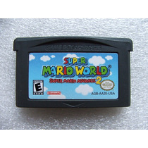 Super Mario Advance 2: Super Mario World Original Americano!