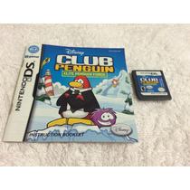 Club Penguin: Elite Penguin Force (nintendo Ds, 2008)