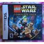Lego Star Wars Complete Saga Nintendo Ds Jogo Videogame