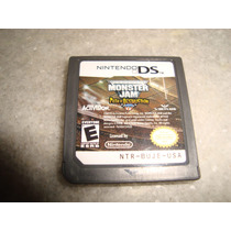 Monster Jam Path Of Destruction Original Para Nintendo Ds