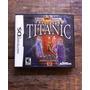 Titanic P/ Ds Usado 1 Vez Original !!!