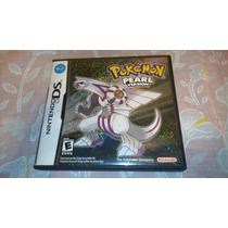 Pokemon Pearl Version Original P/ Nintendo Ds
