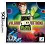 Jogo De Nintendo Ds Ben10 Alien Force Vilgax Attacks Lacrado