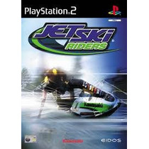 Ps2 Jet Ski Riders ( Original )