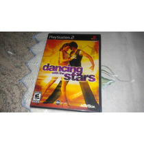 Dancing With The Stars Novo Lacrado Original Playstation 2