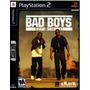 Bad Boys Miami Takedown Ps2 Original Usado