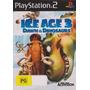 A Era Do Gelo 2 & 3 - Coleção / Game Patch - Jogo Ps2