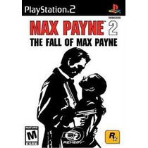 Ps2 Max Payne 2 The Fall Of Max Payne ( Original )