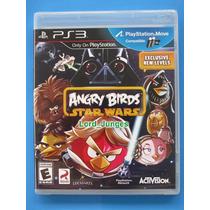 Angry Birds Star Wars - Ps3 - Lacrado - Pronta Entrega.
