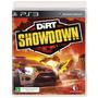 Dirt Showdown Corrida E Rally Ps3 Jogo Novo Original Lacrado