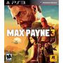 Max Payne 3 Ps3 Em Portugues Pronta Entrega
