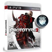 Prototype 2 Jogo Playstation 3