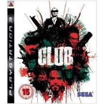 The Club Americano Para Ps3 ,impecavel, Envio Sedex A Cobrar