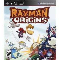 Rayman Origins Jogo Infantil Ps3 Semi Novo