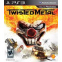 Jogo Lacrado Twisted Metal Limited Edition Ps3 Playstation 3