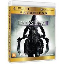 Jogo Lacrado Darksiders 2 Favoritos Pra Playstation 3 Ps3