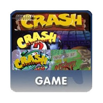 Crash Bandicoot 1, 2 E 3 Pack Playstation 3 Ps3