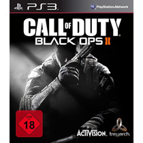 Call Of Duty Black Ops 2 + Dlc , Playstation 3, Codigo Psn !