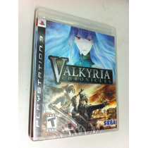 Valkyria Chronicles - Ps 3 - Lacrado - Americano