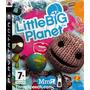 Little Big Planet Em Português - Jogo Exclusivo Ps3 (leia)