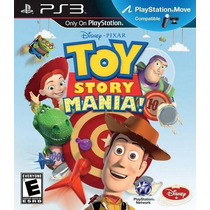 Toy Story Mania Dis Ps3 Playstation 3